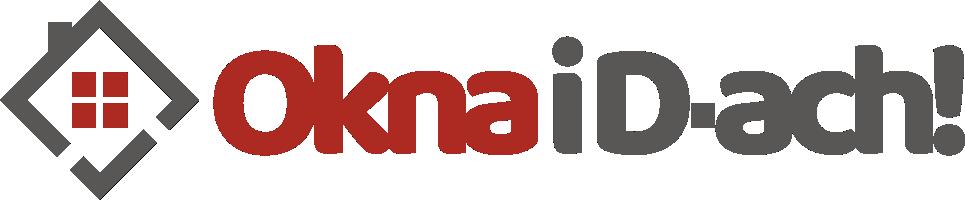 Logo Okna i D-ach!
